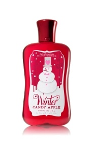 Winter Candy Apple Shower Gel - Signature Collection - Bath & Body Works #repintowinyorkdale