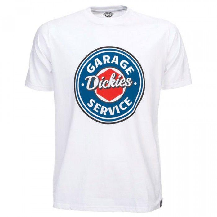 Dickies Garage T-Shirt White