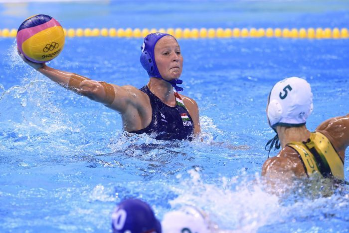 Live: Stingers in action ahead of busy night of athletics ... ~♥~ ... Email    Rio 2016: Olympic Games day 10, live blog        Updated             August 16, 2016 05:01:41                                                                                                    Photo:        Australia's men's water polo team show their support for the... ..  - #Sport ... ~♥~ SEE More :└▶ └▶ http://www.pouted.com/trends/popular-trends/sport/live-stingers-in-acti