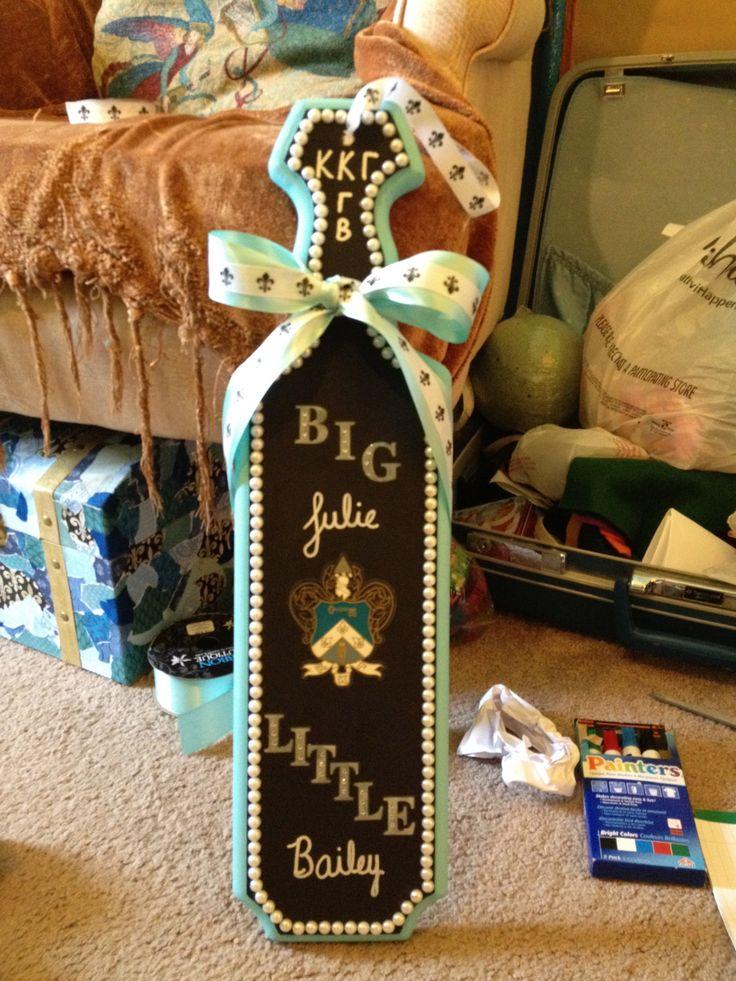 76 best Crossing Gift Ideas images on Pinterest | Sorority life ...