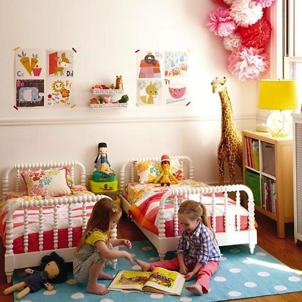 I've done roundups of boys nurseries, girls nurseries, shared nursery and toddler rooms for a boy and girl, and big girl rooms. Now it's time for shared girls rooms, be it toddler or teen. Be Still My Heart: 10 Best Shared (Big) Girls Rooms CupcakeMag put together this pink and orange room for sisters featured on Project Nursery. … … Continue reading →