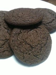 Chocolate Cookies W Hersheys Cocoa Powder Recipe - Food.com