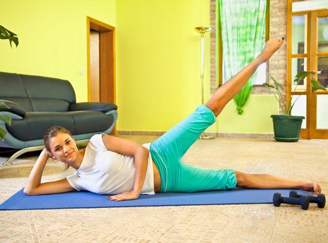 Фитнес дома: эффективное похудение без похода в спортзал