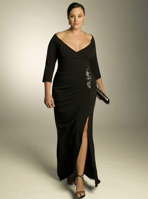 196 best images about Plus Size Evening Dresses on Pinterest ...