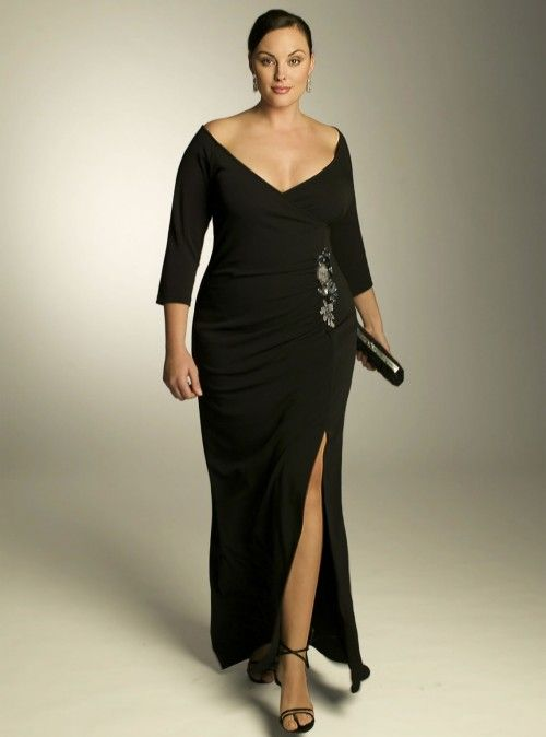 Plus Size Fashion for Women | Posts related to Plus Size Formal Wear for Women's Formal Party