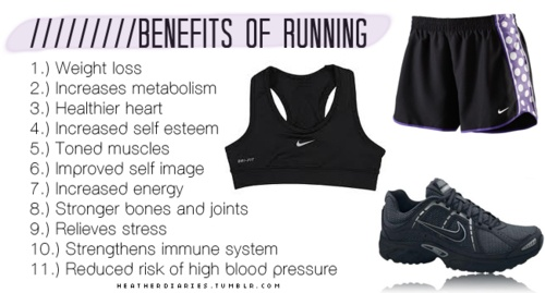 Benefits of running: Healthyliv Exerci, Fit Healthyliv, Stay Fit, Exerci Workout, Fit Forever, Inspiration Health, Health Fit, Fit Motivation, Benefits Of Running