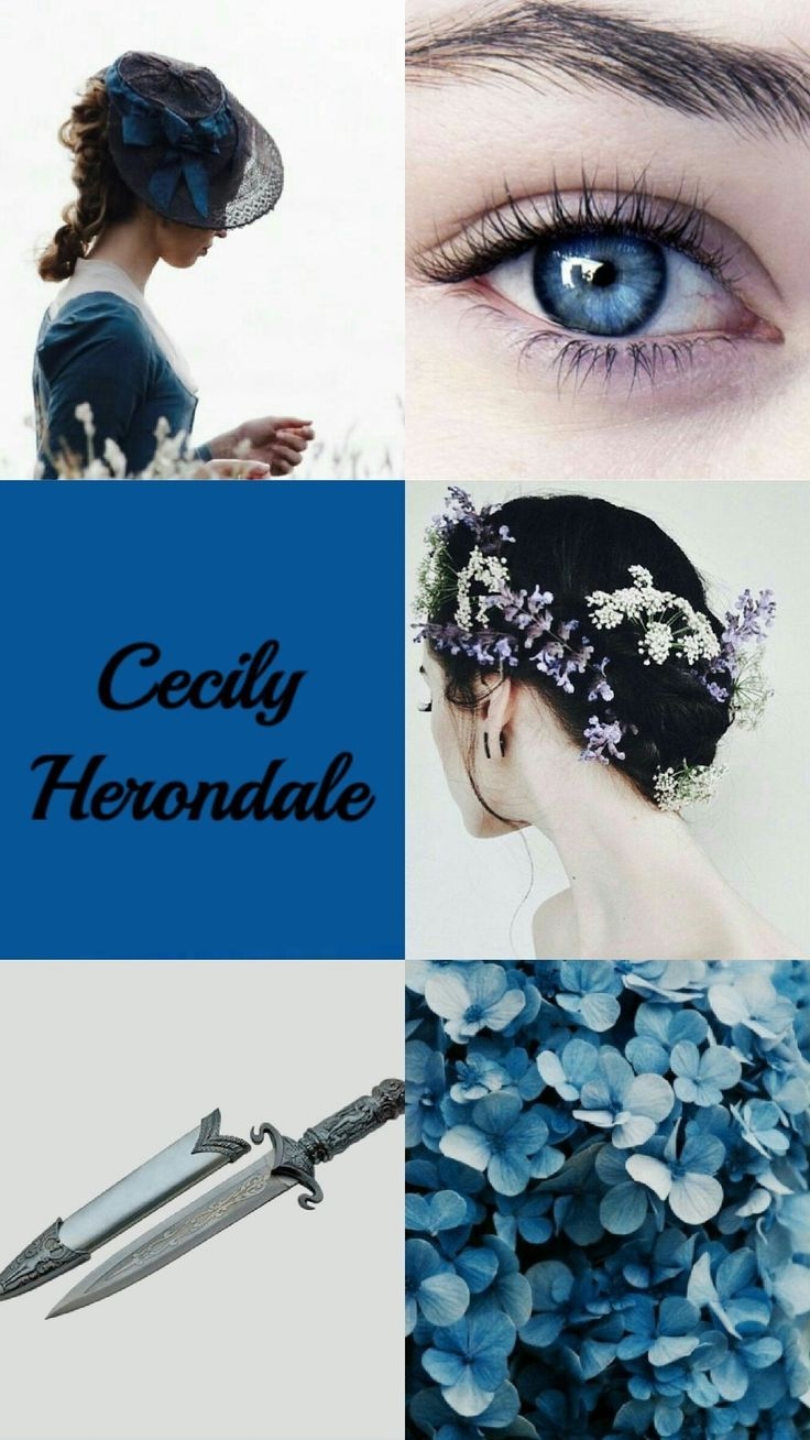 Cecily Herondale From The Infernal Devices Aesthet Aesthet