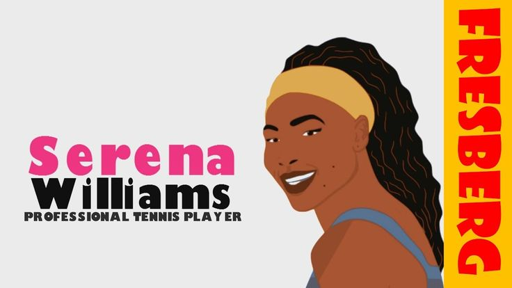 Serena Williams (Biography for Kids): Women in History (Educational Vide...
