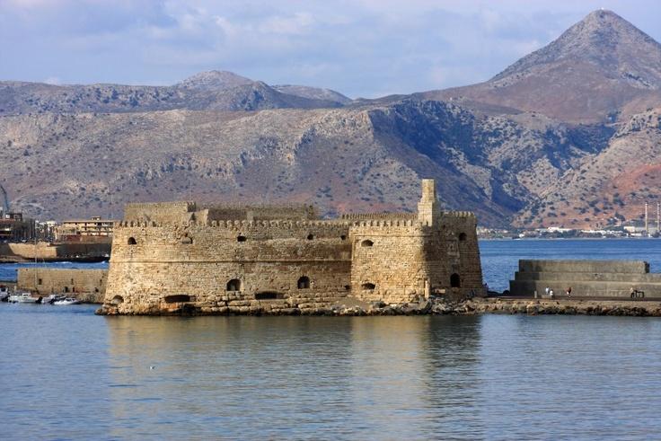 Fort d'Héraklion