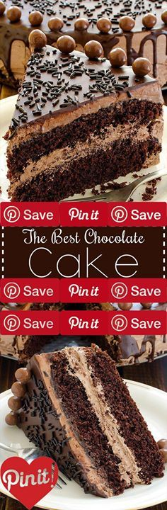 The BEST Chocolate Cake 35 mins to make Ingredients Vegetarian Refrigerated 2 Eggs Baking & Spices 1  cup All-purpose flour 1 tsp Baking powder 1 tsp Baking soda 1 cup Chocolate chips  cup Cocoa powder 2 cup Powdered sugar  tsp Salt 2 cups Sugar 1 tsp Vanilla extract Oils & Vinegars  cup Vegetable oil Drinks 1 cup Coffee black Dairy  cup Butter unsalted  cup Butter on 1 cup Heavy whipping cream 1 cup Milk