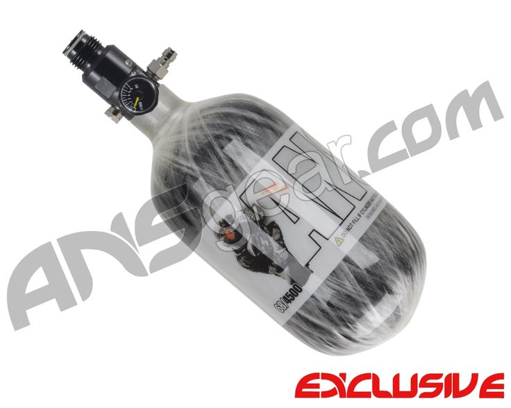 68/4500 ANSgear Owned Paintball Tank - Carbon Fiber
