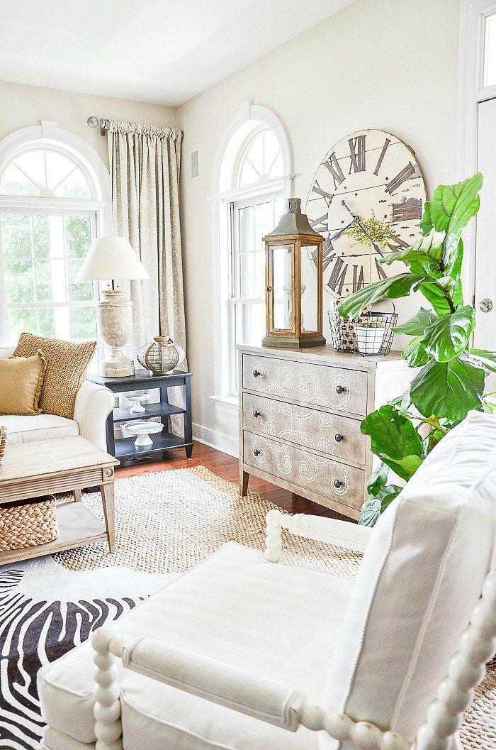 The Elements Of Decor Balance Family Room Design Decor Home