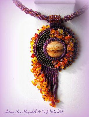 """Craft Niche """"Dili"""": Autumn Sun"""