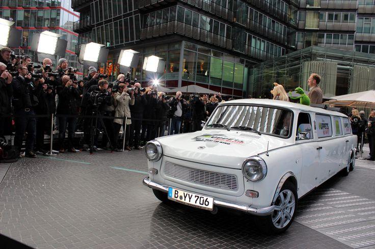 Trabant Limousines in Berlin! Trabi-xxl