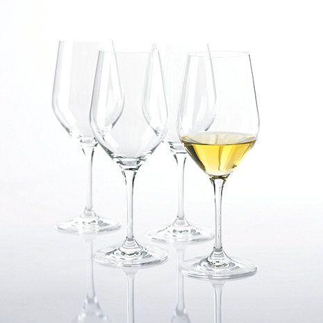 Fusion Classic Chardonnay Wine Glasses (Set of 4) at Wine Enthusiast - $49.95