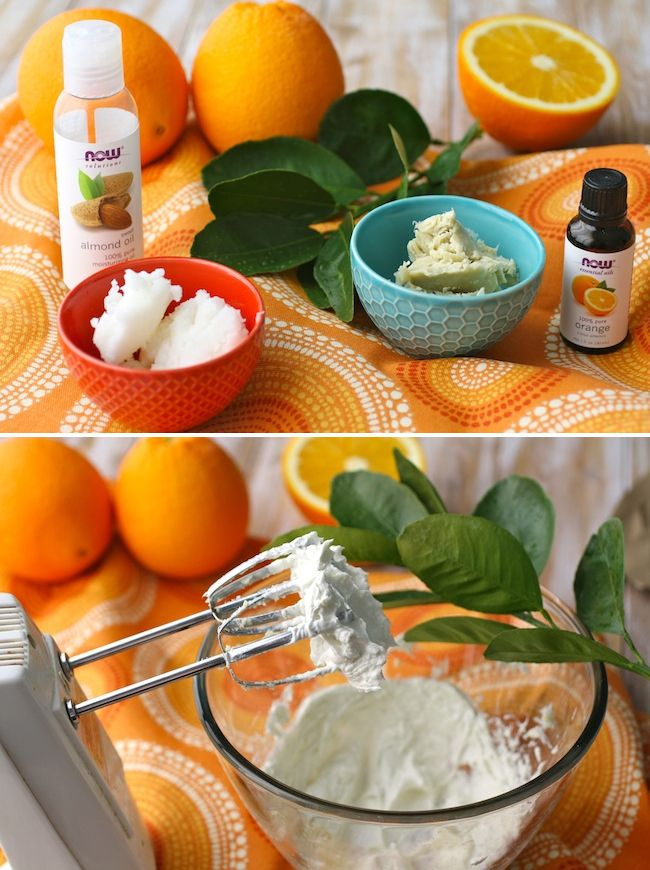 DIY Whipped Body Butter   HelloNatural.co