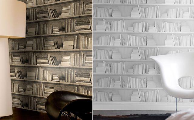 Nowosci-do-wnetrza-tapety-iluzjonistyczne-ksiazki