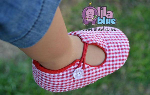Zapatos y accesorios para bebés
