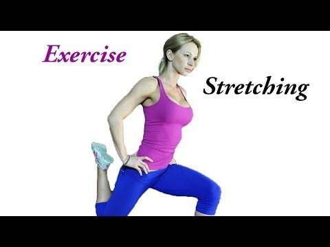 Exercise and Stretching for Your Hips