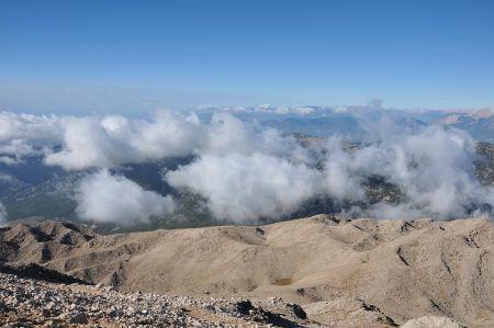 Tahtali – Berg der Götter der griechischen Mythologie?