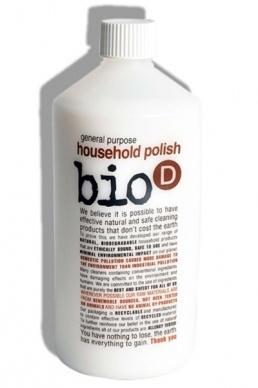 Bio-D Οικολογικό Βιοδιασπώμενο Γυαλιστικό Γενικής Χρήσης 750ML (Ανταλλακτικό)