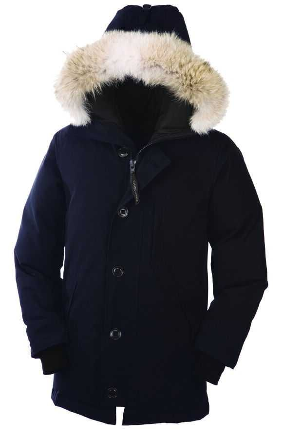 Canada Goose Chateau Parka Chateau Navy Men's Jackets