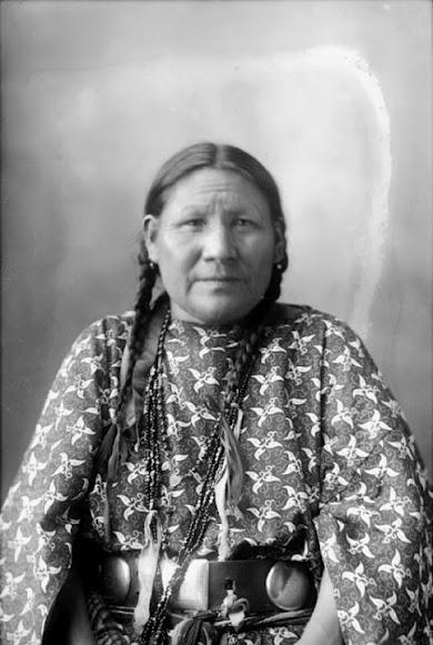 Bear Woman – Arapaho – 1898