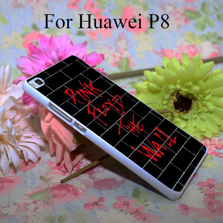 wall pink floyd Design White Hard Case Cover for Huawei Ascend P6 P7 P8 P8 lite Alternative Measures