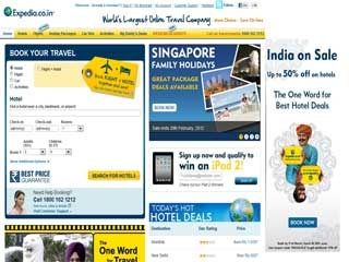 Expedia coupon codes helps you to save more on each booking with existing discounts. You can create an account with Expedia to get alerts for latest deals and offers.