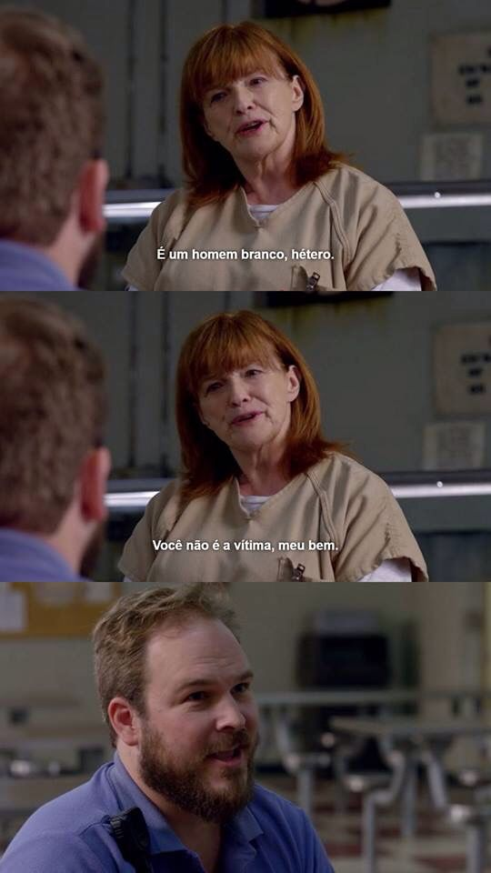 Orange is the new black - Judy king