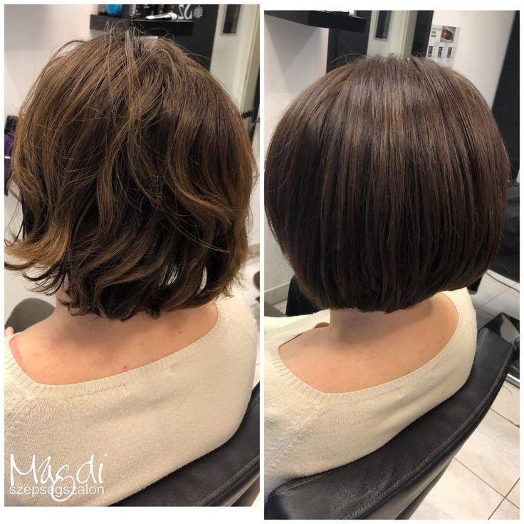 Szereted a rövidebb frizurákat? Ez, hogy tetszik? :)  www.magdiszepsegszalon.hu  #hairstyle #hair #hairfasion #bobhair #haj #széphaj #bobhaircut #bobhaj #festettbob ️#hairstyle #hair #hairfasion #haj #festetthaj #coloredhair #széphaj #szépségszalon #beautysalon #fodrász #hairdresser #ilovemyhair #ilovemyjob❤️ #haircut #cut