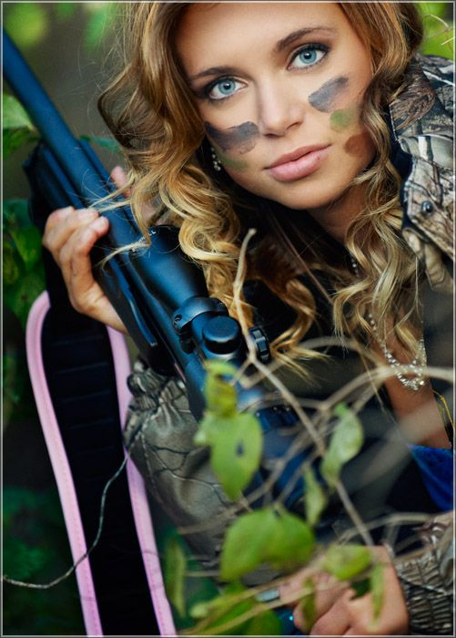 senior picture ideas | senior-picture-ideas-hunting-camo