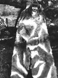The Haush Indians of Tierra del Fuego