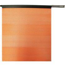 Orange EZ Mount Flag Kit