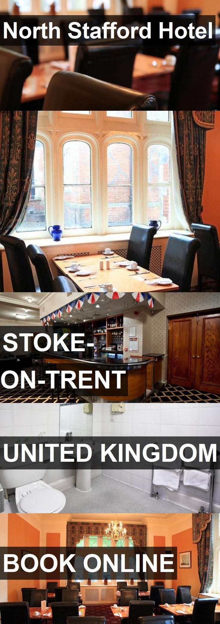 North Stafford Hotel in Stoke-On-Trent, United Kingdom. For more information, photos, reviews and best prices please follow the link. #UnitedKingdom #Stoke-On-Trent #travel #vacation #hotel