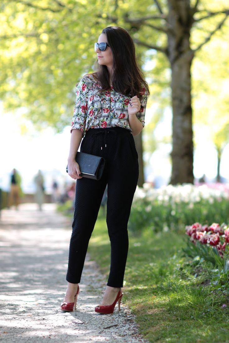 Light Trousers for Spring | Thaïs Ribbon