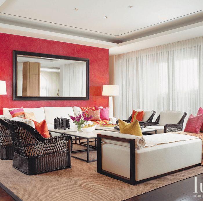 benjamin moore 39 s 2018 color of the year is here living room spaces venetian plaster walls. Black Bedroom Furniture Sets. Home Design Ideas