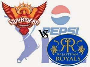CricBuzz Live Cricket Score - Watch Live IPL Live Streaming: Sunrisers Hyderabad vs Rajasthan Royals Live Strea...