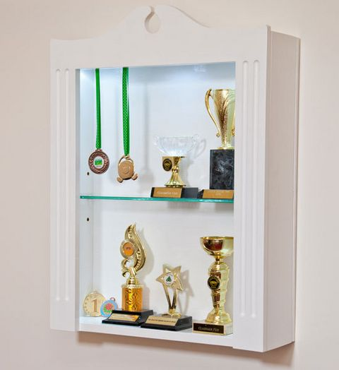 How to make a trophy cabinet better homes and gardens Yahoo better homes and gardens