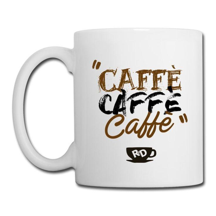 Per chi ha un disperato bisogno di caffeina.