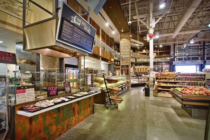 Фермерский торговый центр Fresh St. Farms в Канаде
