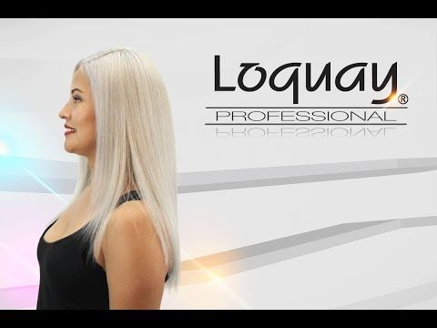 Alaciado permanente con Primer Lissè de Loquay - YouTube