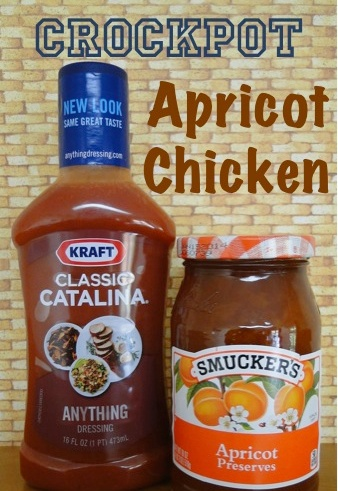 Crockpot Apricot Chicken- sounds odd but it is so yummy! | Meat! It's ...