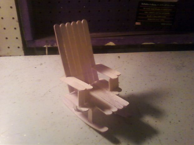40 Best Popsicle Stick Structure Images On Pinterest