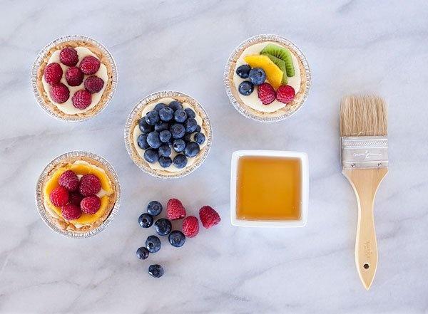DIY Mini Fruit Tarts Wedding SongsWedding IdeasWedding Cake AlternativesMini