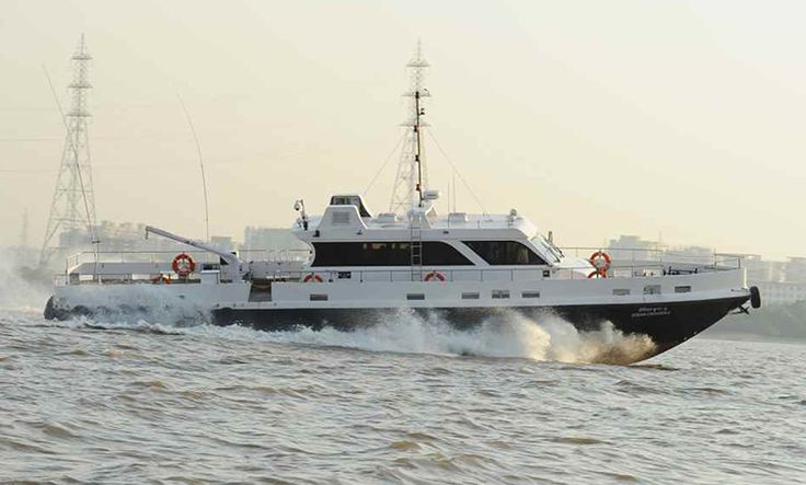 Passenger Boat Manufacturers India - SHM Group  Passenger and crew boats are specially designed to support offshore oilfield operation. We are the best leading manufacture company in India.