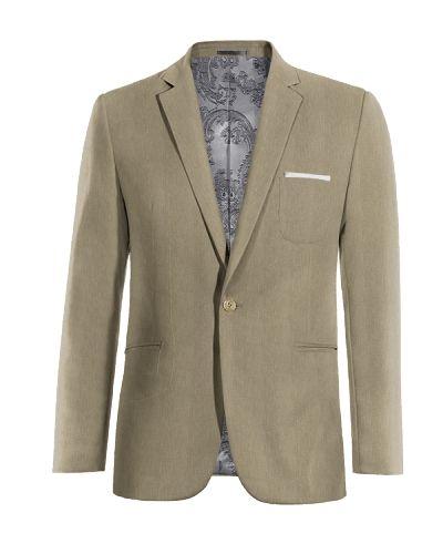 Brown linen Blazer - http://www.tailor4less.com/en-us/men/blazers/3278-brown-linen-blazer
