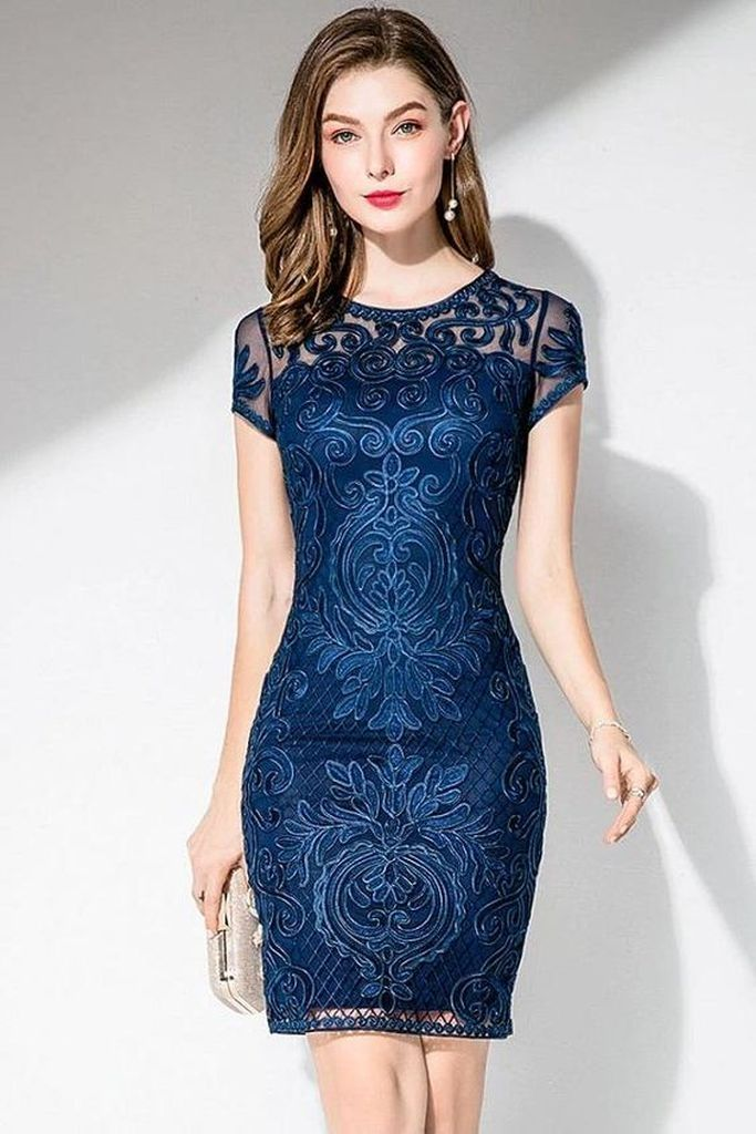 25 Fabulous Fall Lace Dress You Must Have Fall Lace Dress Mini Dress Formal Cocktail Dress Lace