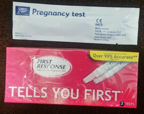 3 #tests 2 first #response early result #pregnancy #tests and 1 boots #pregnancy te,  View more on the LINK: http://www.zeppy.io/product/gb/2/291927842069/
