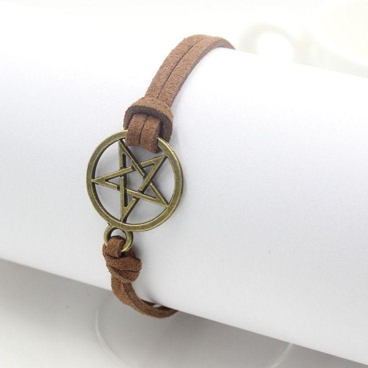 Supernatural Pentagram Bracelet